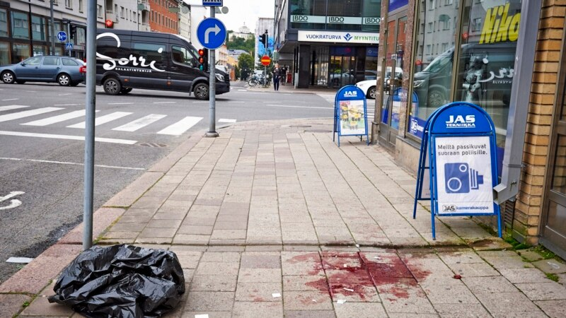 Ֆինլանդիայում իրականացված հարձակումը ահաբեկչություն է որակվել