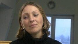 Natalia Kovnir, who has been HIV-positive since 1997