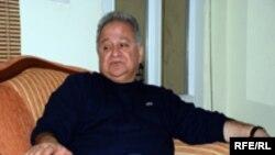 عباس ولی، رییس دانشگاه اربیل در منطقه خودمختار کردستان عراق