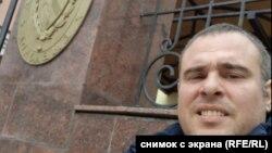Джуниор Санчес Родригес, гражданин Кубы, которому помогли московские активисты