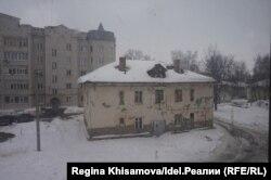 """Расселенный аварийный дом, в который жителям общежития предлагают переселиться """"временно"""""""
