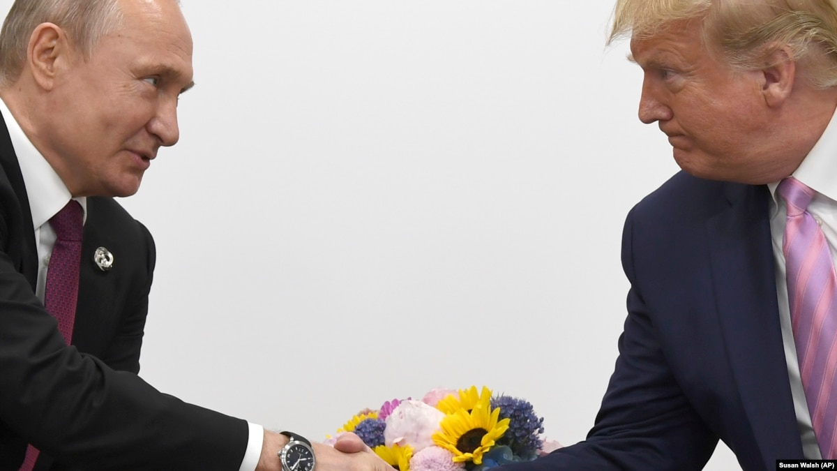 Трамп отметил «важную координацию» с Россией после звонка Путина