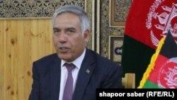 د افغانستان مالیې پخوانی وزیر او د جمهور رئیس مخکېنی سلاکار همایون قیومي