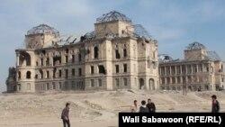 نمای از اثرات جنگهای داخلی در افغانستان
