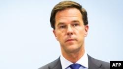 Нидерланд премьер-министрі Марк Рютте.