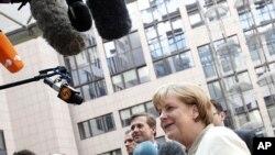 Меркел пристигнува на Состанокот