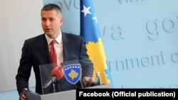 Kosovo - Bekim Çollaku, EU Integration Minister in Kosovo Government
