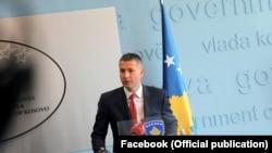 Ministri i Integrimit Evropian, Bekim Çollaku.