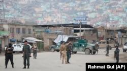 ارشیف، نیروهای امنیتی افغانستان
