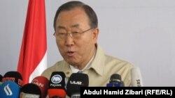 ՄԱԿ-ի գլխավոր քարտուղար Բան Կի-մուն