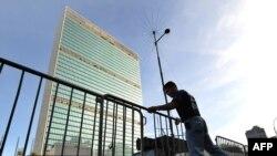 По мнению представителей грузинского правительства, присутствие двух делегаций в ООН из одной страны будет «неудобно»