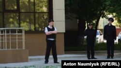 Чеченцы задержаны в Москве за вымогательство