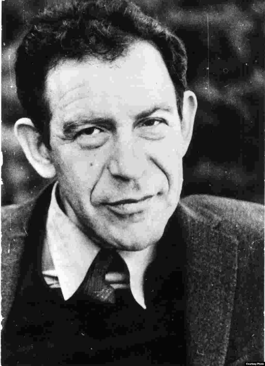 Юлий Даниэль до ареста в 1965 г. Фото из архива Международного Мемориала.