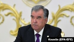 Whatever the vote results, it's clear that power in Tajikistan will continue to reside with President Emomali Rahmon.
