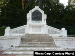 Monumentul comemorativ al eroilor de la Mănăstirea Dealu