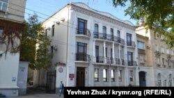 Дом №70 на улице Ленина в Севастополе