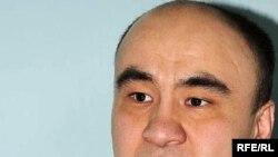 Макс Бокаев, руководитель общественного объединения «Арлан» в Атырау.