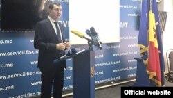 Serghei Pușcuța, șeful Serviciului FISC