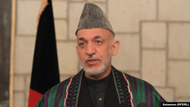'The existence of corruption in Afghanistan is a reality; indeed, it is a bitter reality,' said Afghan President Hamid Karzai. (file photo)