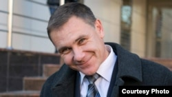 Russian environmental activist Yevgeny Vitishko (file photo)
