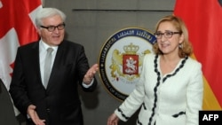 Шефицата на грузиската дипломатија Тамар Берухашвили
