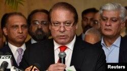 Kryeministri pakistanez, Nawaz Sharif