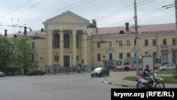 Перша міська лікарня в Севастополі, ілюстративне фото