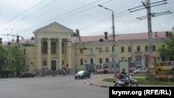 Перша міська лікарня в Севастополі