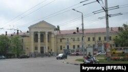 Первая городская больница в Севастополе