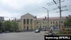 Севастополь, здание первой городской больницы