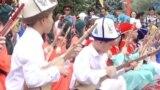 Their Plucky Day: Kyrgyzstan Celebrates Its Favorite Instrument, The Komuz