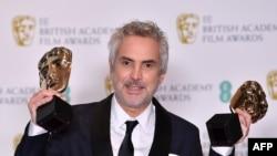 آلفونسو کوارون، کارگردان مکزیکی فیلم «روما»
