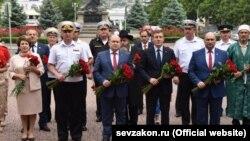 Російська влада Севастополя, 12 червня 2020 року