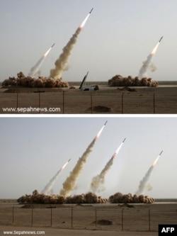 Dördüncü raket birincinin təkrarıdır