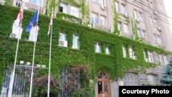 Здание Министерство образования, науки, культуры и спорта Грузии (архивное фото)