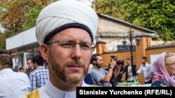 Муфтий Духовного управления мусульман УкраиныСаид Исмагилов