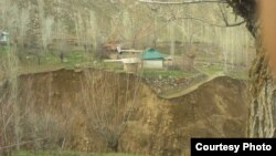 Стихия в Ляхшском районе
