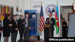 ABŞ-Azərbaycan Ticarət Palatasında qəbul - 24 mart 2015