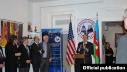 Посол США в Азербайджане Роберт Секута