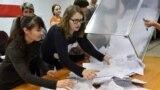 Подсчёт голосов в Абакане