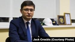 Вадим Бойченко, лидирующий на выборах мэра Мариуполя