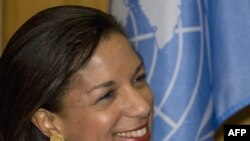 Susan Rice, the U.S. ambassador to the United Nations