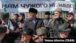 В Ингушетии задерживают участников протестов против обмена землей с Чечней