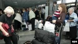 Представитель JetBlue извинился перед пассажирами и предложил им компенсацию