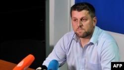 Ćamil Duraković, bivši načelnik Srebrenice i kandidat na lokalnim izborima održanim 2.oktobra