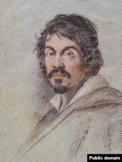 Микеланджело Меризи да Караваджонун автопортрети.