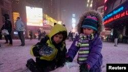 Nju Jork, 2 janar 2014.