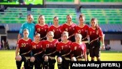 Qana-Almaniya yığmalarının yarımfinal qarşılaşması