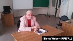 Анатолий Торговец, профессор, кандидат технических наук, член-корреспондент Национальной академии наук Казахстана. Темиртау, 2 июня 2016 года.