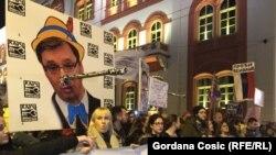 Kakva je sudbina građanskih protesta u Srbiji?